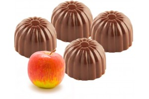 Apple Chocolate in Dark