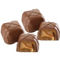 Center Filled Praline Chocolate