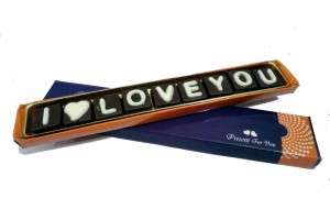 I love You Choco SMS