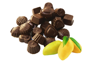 Milky Mango Chocolate