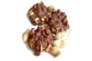 Peanut Chocolate Cluster