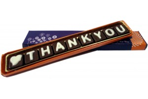 Thank You Chocolate Message