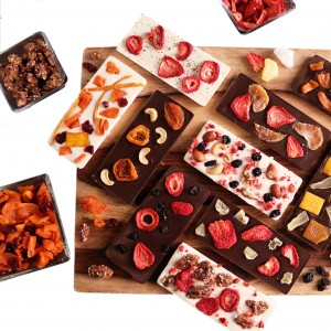 Luxury Chocolate Bars