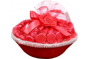 Chocolate Basket - Assorted Chocolates of 15 Variety