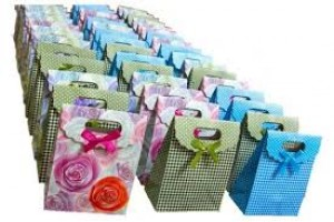 8 Variety Assorted chocolates paper pouch- Pack of 10 pouch