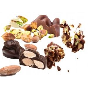 Dry Fruit and Nut Chocolates
