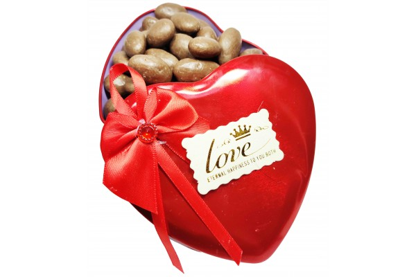 Chocolate Covered/Coated Almonds -250 Gm