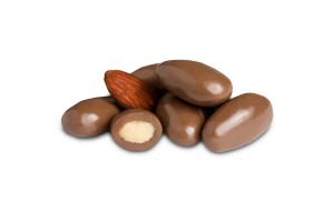 Chocolate Covered/Coated Almonds -230 Gm