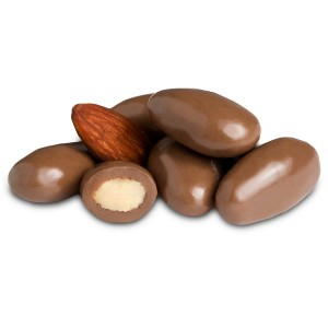 Chocolate Coated Fruits 'n' Nuts
