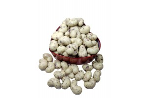 White Chocolate Coated Cashews - Rose Flavour - 200 gm