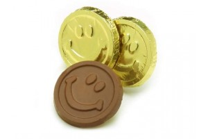 Smiley Chocolates - 5 Pcs
